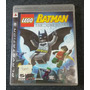 Lego Batman The Video Game Para Ps3 Usado