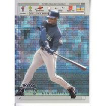 1999 Skybox Thunder Batterz Ken Griffey Jr Mariners