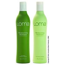 Loma Organics Hidratante Shampoo Y Acondicionador 12 Oz