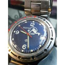 Reloj De Buzo Ruso Militar Boctok