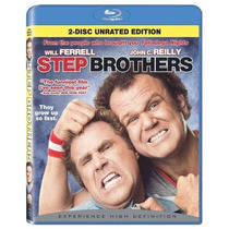 Step Brothers (nominal / Sin Calificar) [blu-ray]