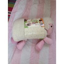 Cobertor Providencia Cobija Comfi Bebe Niña Bata Paquete