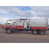Camion Vactor Limpia Drenajes
