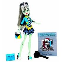 Monster High Frankie Stein Imagen Día Doll