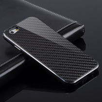 Carcasa Fibra Carbon Carbono Iphone 6 Case Aluminio Metal