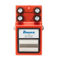 Pedal De Efecto Ibañez Jetdriver Distortion Jd9