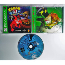 Crash Bandicoot 2 Ps1 Psone Playstation Retromex Tcvg