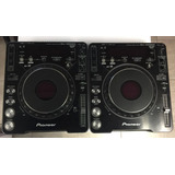 Pioneer Cdj-1000mk3 Cd Player 2 Piezas