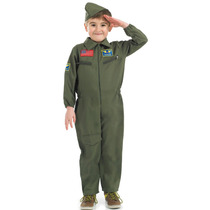 Cadete Del Vestido De Lujo - Niños Niños Large Aviator Air