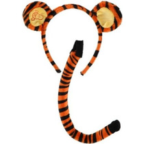 Elope Niños Winnie The Pooh - Tigger Kit De Accesorios (niño