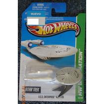 Uss Enterprise 2013 Hot Wheels Ncc-1701 Star Trek