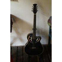 Guitarra Electrocustica Tipo Ovation(sakura)