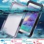 Protector Contra Agua Sumergible Para Samsung S6