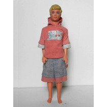 Barbie Kevin Cool Crimp Skipper Mattel Colletor Vintage Ken
