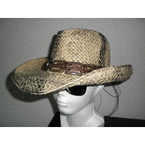 Nuevo Sombrero Mujer Playa Rodeo Tribal Gorra Boina