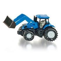 Tractor New Holland Con Pala Frontal Siku Nuevo!