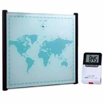 Bascula De Baño Inalambrica Digital Vidrio Templado