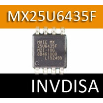 Chip Bios Memoria Mx25u6435fm2i-10g 25u6435f