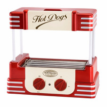 Nostalgia Electrics Maquina / Rodillo Para Hot Dogs Rhd800