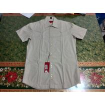 Camisa Hugo Boss Red Label Talla S