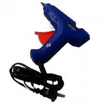 Pistola De Silicon-tvc Episilchi-tamano Chico-color Azul +c+