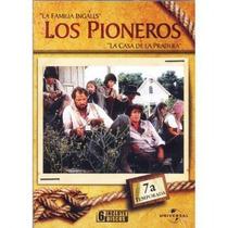 Dvd Los Pioneros: Septima Temporada