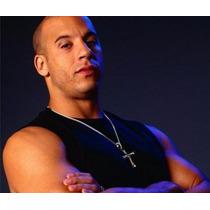 Collar De Cruz Dominic Toretto, Rápido Y Furioso. Nueva