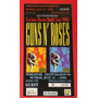 Guns N Roses Boleto De Coleccion Use Your Illusion 1993 Pm0