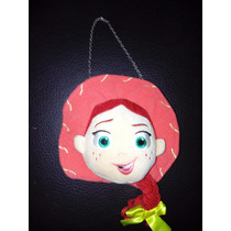 Bolsita De Peluche Jessie La Vaquerita Toy Story Store Disne