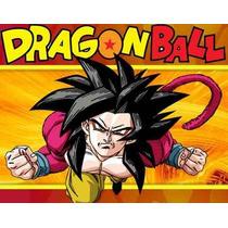 Kit Imprimible Dragon Ball Diseñá Tarjetas , Cumples 2x1