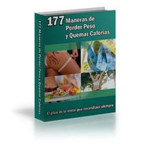 Como Perder Peso Rapido Y Quemar Calorías-ebook-libro-dig