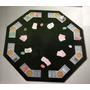 Tablero De Poker Plegable De 1.18 Mts Mdsports