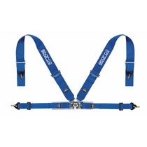 Cinturones Sparco 4 Puntos Racing