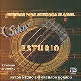Cuerdas De Nylon  Para Guitarra Acustica Selene Economicas