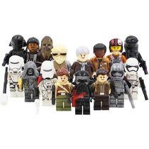 Star Wars Kyloren 16p Despertar De La Fuerza Compatible Lego