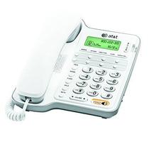 At & T Cl2909 Con Cable De Teléfono Con Altavoz E Identifica