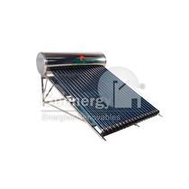 Calentador Solar Sunnergy Acero Inoxidable 240lt 20 Tubos