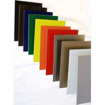 Panel De Aluminio Alucobond De Entrega Inmediata