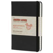 Libreta Negra Bolsillo Rayas Pasta Dura Moleskine Cuaderno