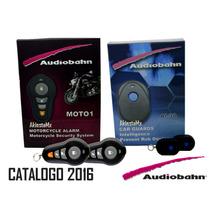 Audiobahn Duo Para Motocicletas Protección Total Contra Robo