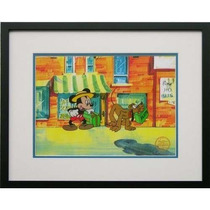 Sr. Ratón Da Un Viaje (mickey Mouse Y Pluto) - Walt Disney