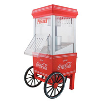 Maquina Palomitas Remato Nostalgia Coca Cola Sin Aceite