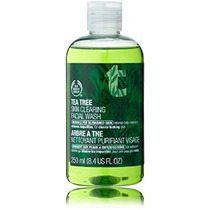 The Body Shop Tea Tree Clearing Skin Jabón Facial Regular On
