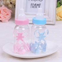 Biberones De Plástico (baby Shower)