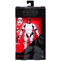 Finn (fn-2187) 6 Pulgadas The Force Awakens Black Series.