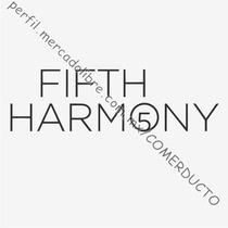 Playera Fifth Harmony Para Dama Harmonizer Grgq