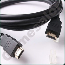Cable Hdmi Para Ps3 Dvd Hdtv Lcd 1080p 1.8m
