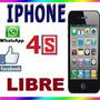 Lote De 5 Celulares Iphone 4s Originales + Regalos