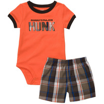Conjunto Carters Bebé Niño 6,12 Y 18 Meses