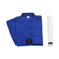 Dobok Champion Azul Asiana Distribuidor Autorizado